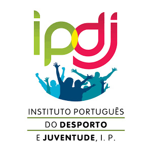 Logotipo do Instituto Português do Desporto e Juventude
